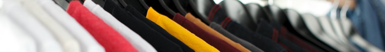 T-shirts als Bekleidung