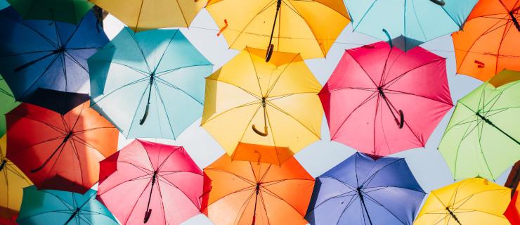 Regenschirm bedrucken als Werbeartikel & Werbemittel mit Ihrem Logo
