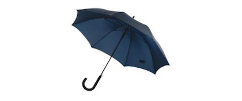 Regenschirm bedrucken Stockschirm mit Logo
