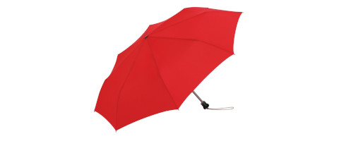 Regenschirm bedrucken Taschenschirm mit Logo
