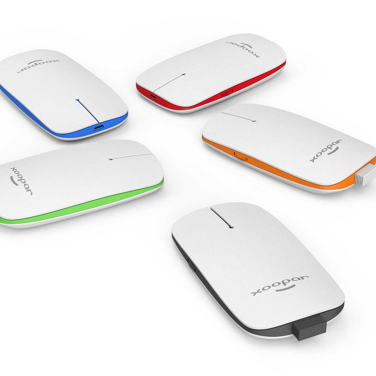 Wireless Mouse, Xoopar