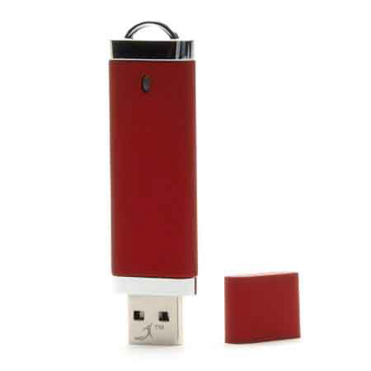 USB Stick Elegant Rubber 4 GB
