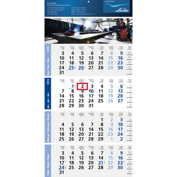 Kalender Logic 4 Post A Complete