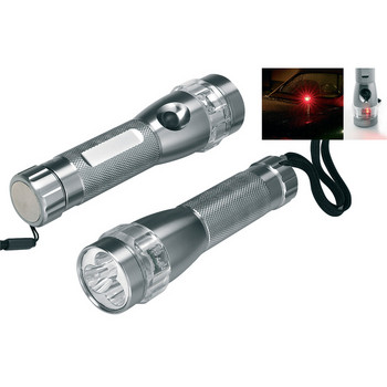 Metmaxx LED MegaBeam LIGHT&SECURITY