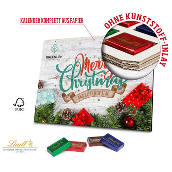 Lindt Adventskalender ECO