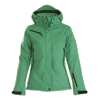 Skeleton Softshell-Jacke Lady
