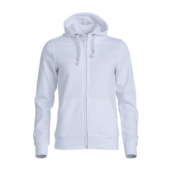 Basic Hoody Full Zip für Damen