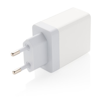 30W Dual-Output Wallcharger mit PD