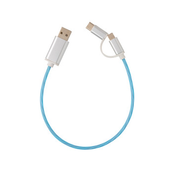3-in-1 leuchtendes Ladekabel