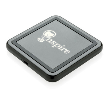 5W Wireless Charger mit leuchtendem Logo