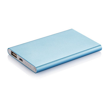 4.000mAh Powerbank, blau