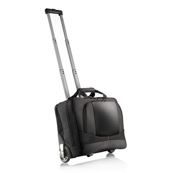 Swiss Peak Business Trolley, schwarz